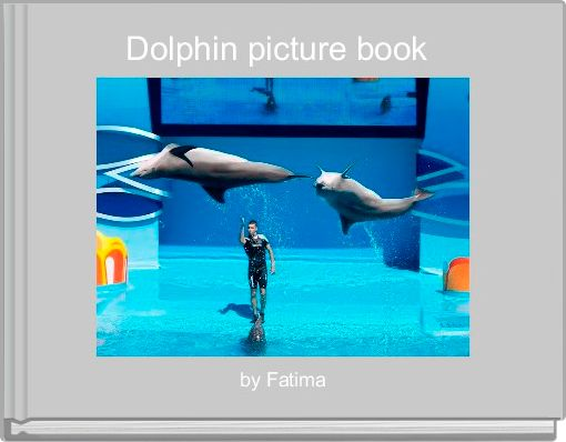 Dolphin picture book