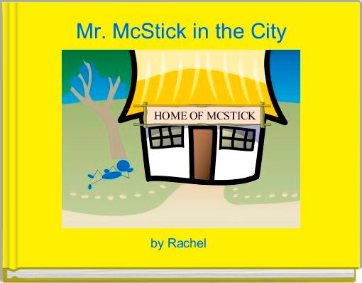 Mr. McStick in the City