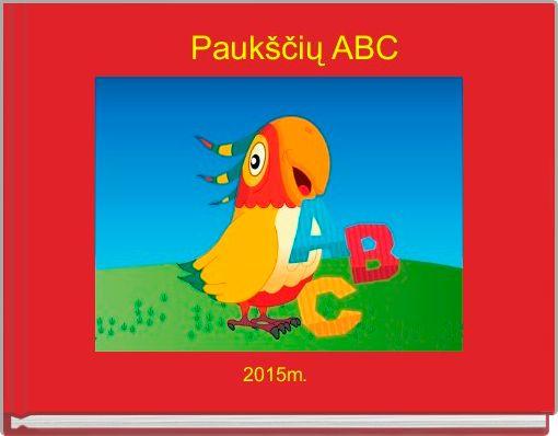 Paukščių ABC