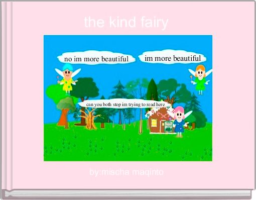 the kind fairy