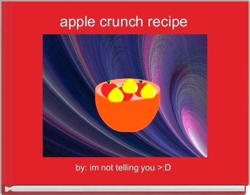 apple crunch recipe