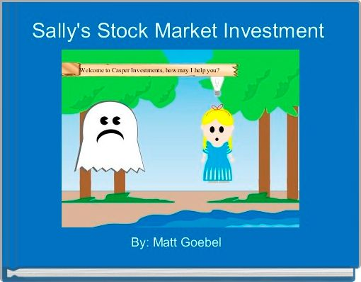 Sally's Stock Market Investment