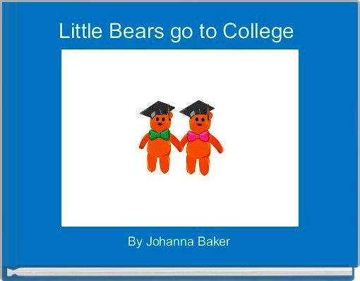 Little Bears go to College