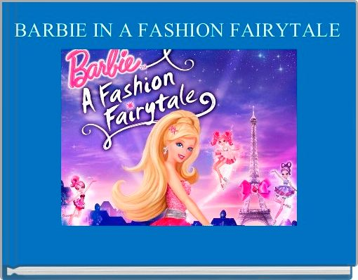 BARBIE IN A FASHION FAIRYTALE