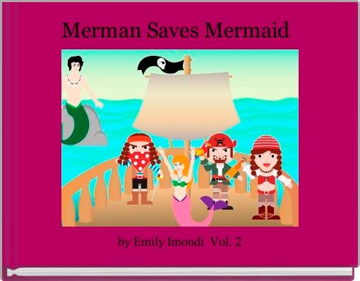 Merman Saves Mermaid