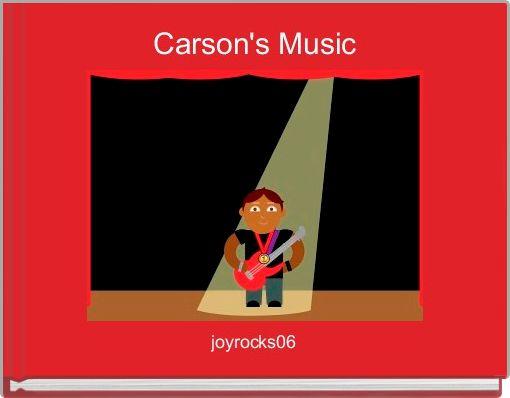 Carson's Music