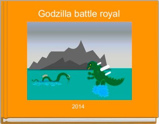 Godzilla battle royal