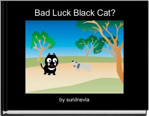 Bad Luck Black Cat?