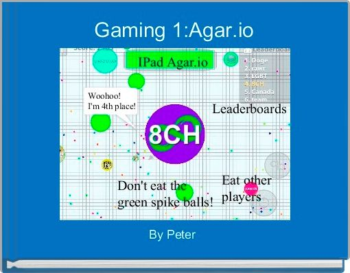 Gaming 1:Agar.io