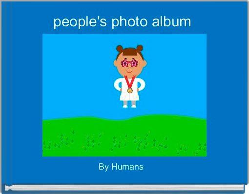 people's photo album