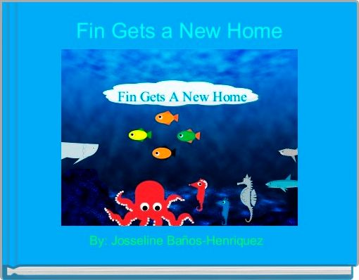 Fin Gets a New Home