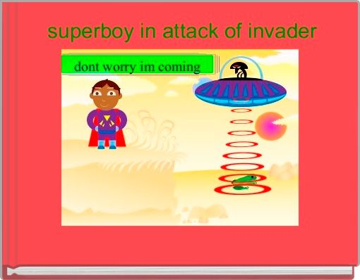 superboy in attack of invader