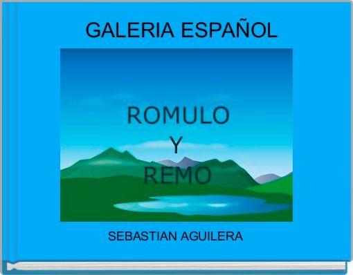 GALERIA ESPAÑOL