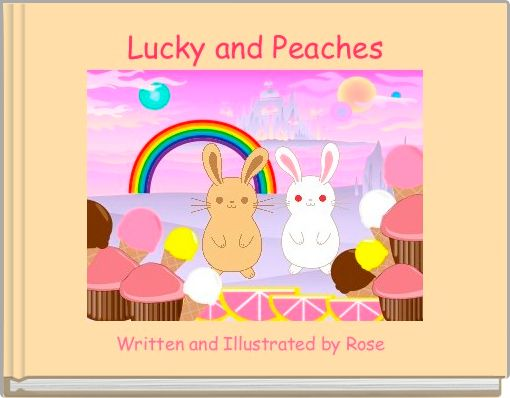 Lucky and Peaches