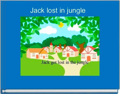 Jack lost in jungle