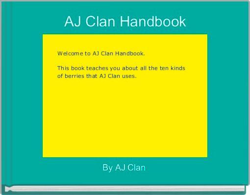 AJ Clan Handbook
