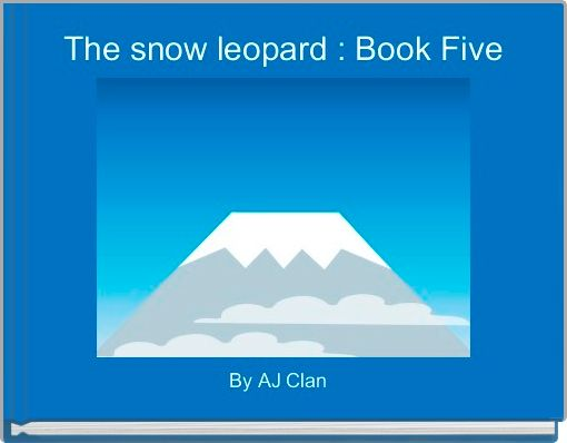 The snow leopard : Book Five