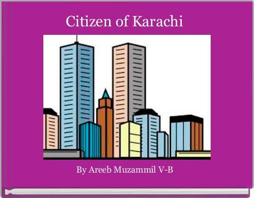 Citizen of Karachi