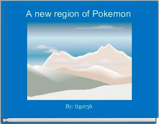 A new region of Pokemon