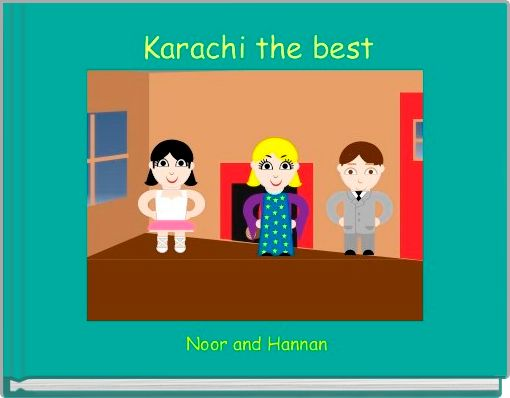 Karachi the best