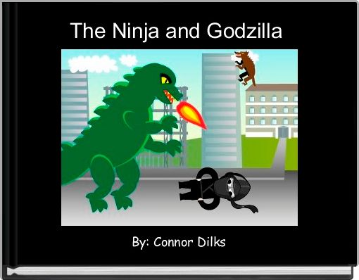 The Ninja and Godzilla
