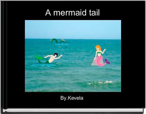 A mermaid tail