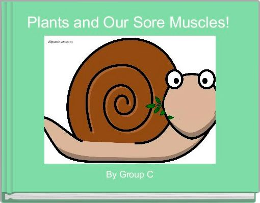 Plants and Our Sore Muscles!