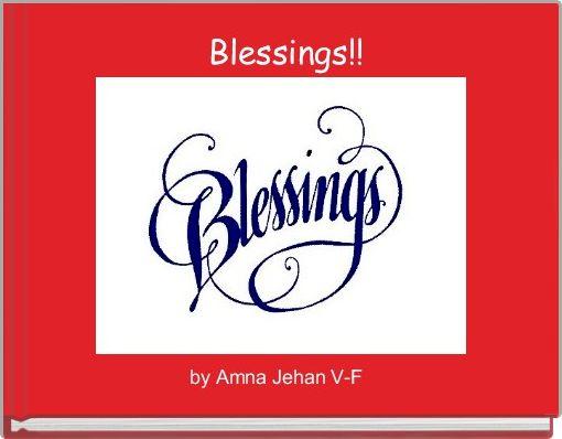 Blessings!!