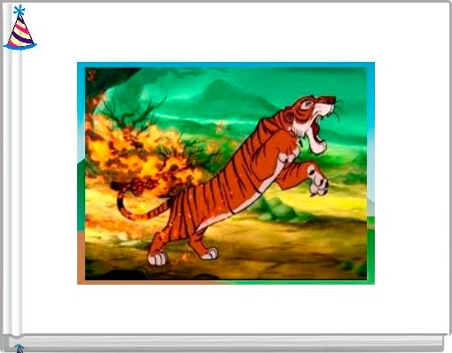 How Tigers Got Stripes