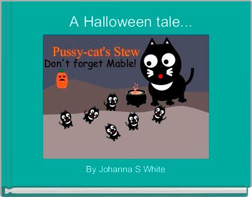 A Halloween tale...