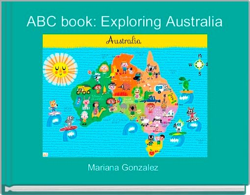 ABC book: Exploring Australia