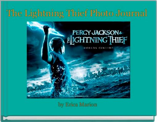 The Lightning Thief Photo Journal