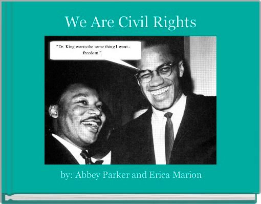 We Are Civil Rights