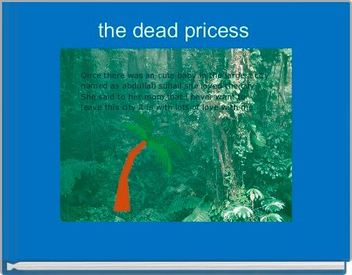 the dead pricess