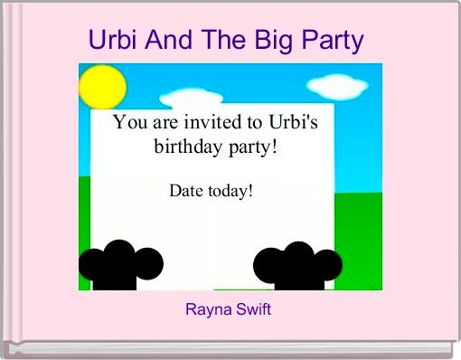 Urbi And The Big Party