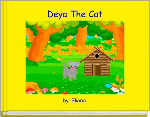 Deya The Cat