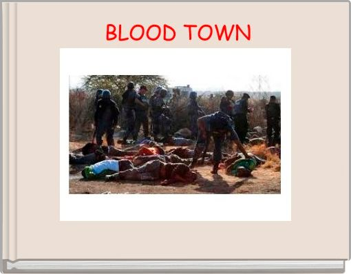BLOOD TOWN