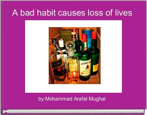A bad habit causes loss of lives
