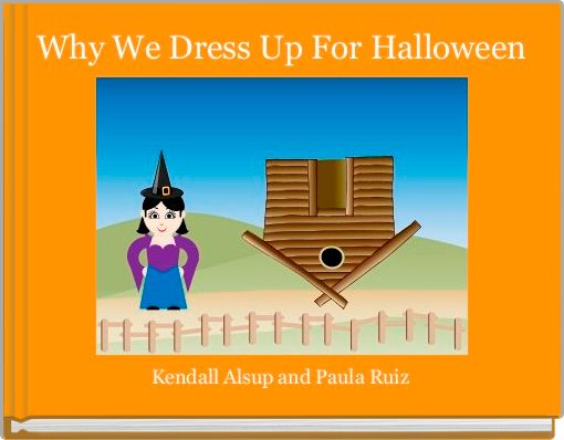 Why We Dress Up For Halloween