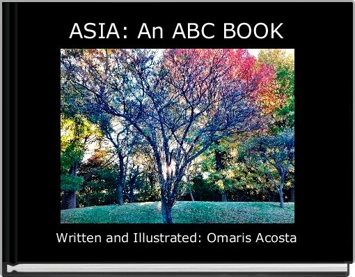 ASIA: An ABC BOOK