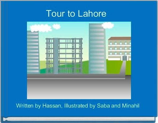 Tour to Lahore