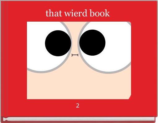 that wierd book
