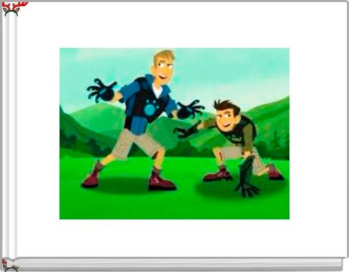 Wild Kratts Picture book