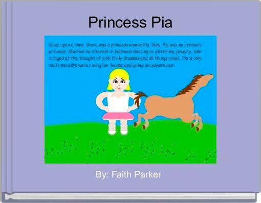 Princess Pia