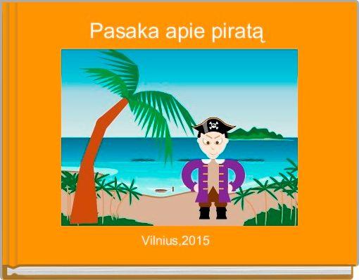 Pasaka apie piratą