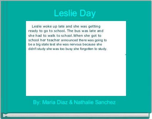 Leslie Day