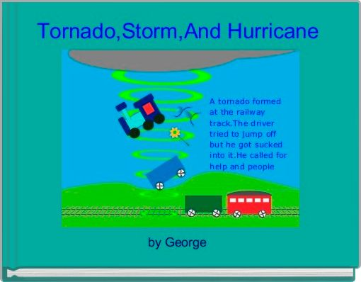 Tornado,Storm,And Hurricane
