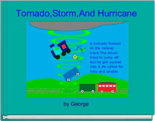 Tornado,Storm,And Hurricane