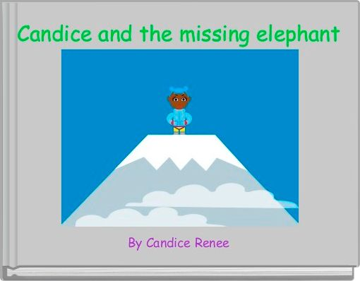 Candice and the missing elephant