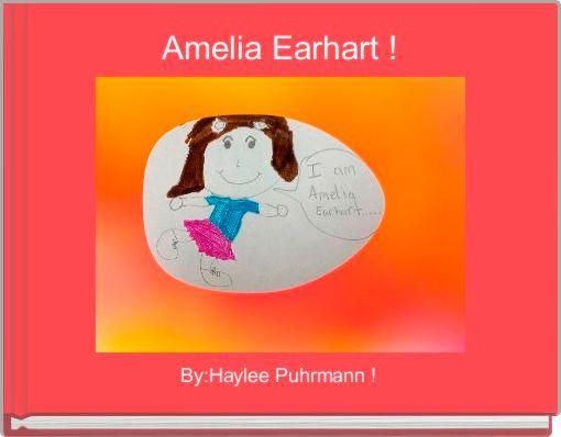 Amelia Earhart !
